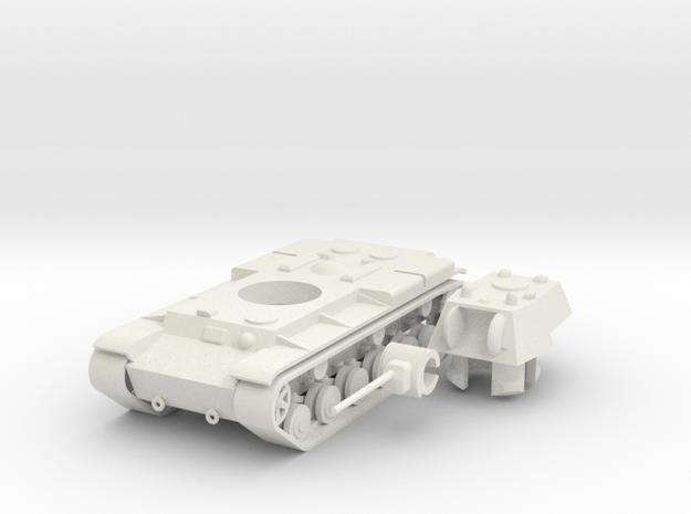 1/100 KV-1 in White Strong & Flexible