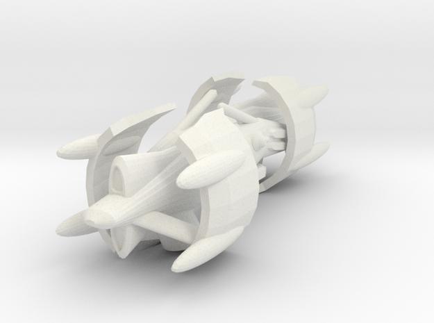 Fairlight DDG (x2) in White Strong & Flexible