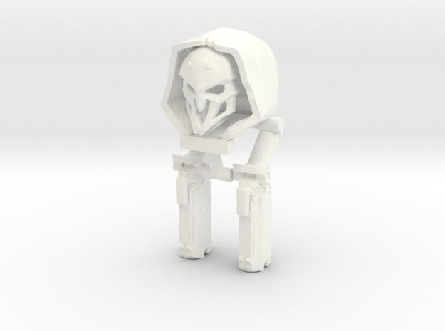 Custom Reaper Overwatch Inspired Lego