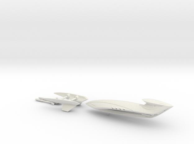 FB Spaceship 1  3d printed