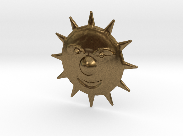 Mischevious Sun in Natural Bronze