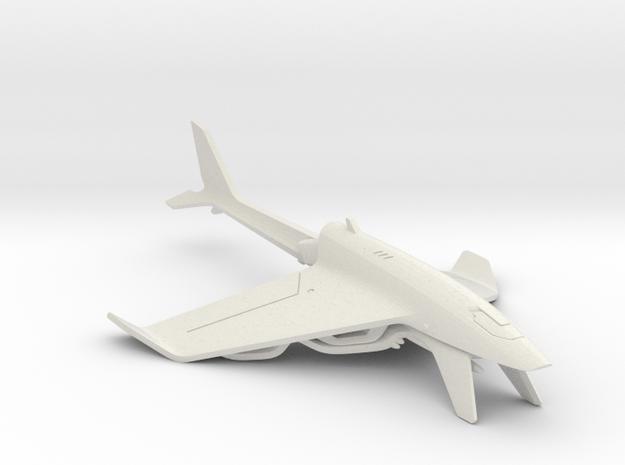 CHP Transporter - Concept Design Quest in White Natural Versatile Plastic