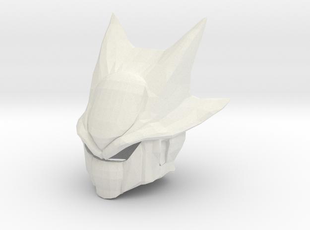 Custom Cooler Final Form Inspired MINIMATE in White Natural Versatile Plastic