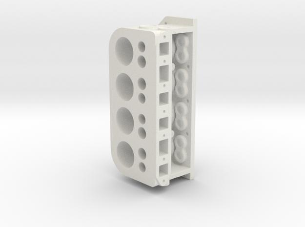 CylBlock 3d printed