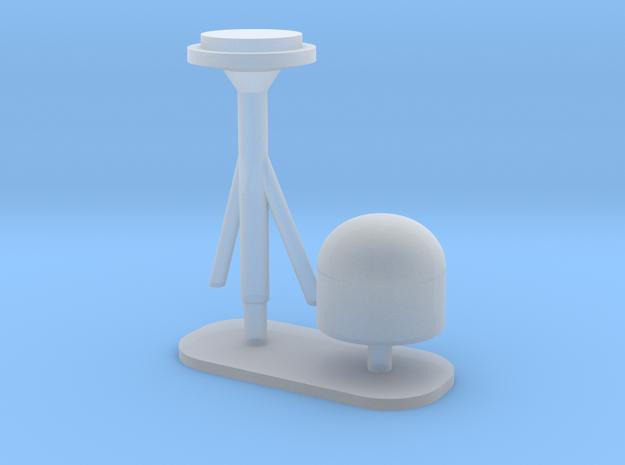 1:96 scale SatCom Dome Set 6