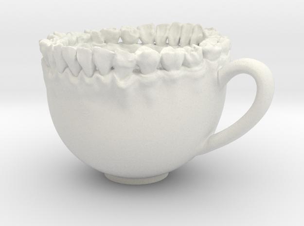 Teeth Tea Cup