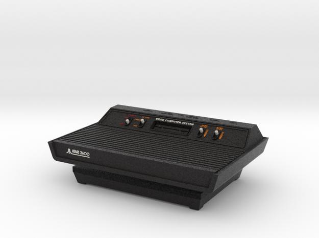 1:6 Atari 2600 (Vader Black) in Full Color Sandstone