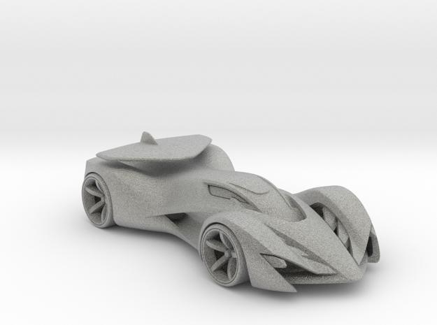 Invo R Racecar - Concept Design Quest