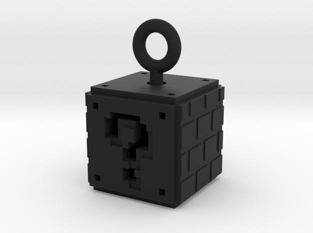 Mario 8-Bit ?-Box 2 3d printed