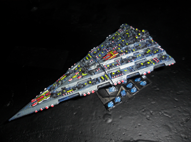 GDH:D306 Delta Supercruiser in White Strong & Flexible