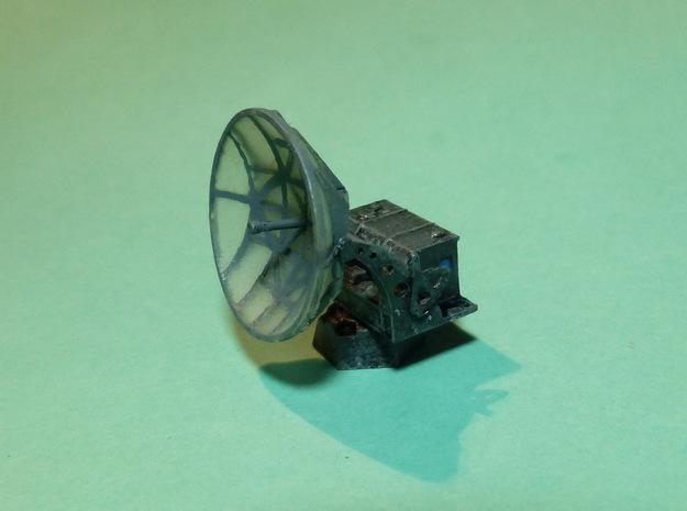 Würzburg Riese, German Radar 1/285 3d printed