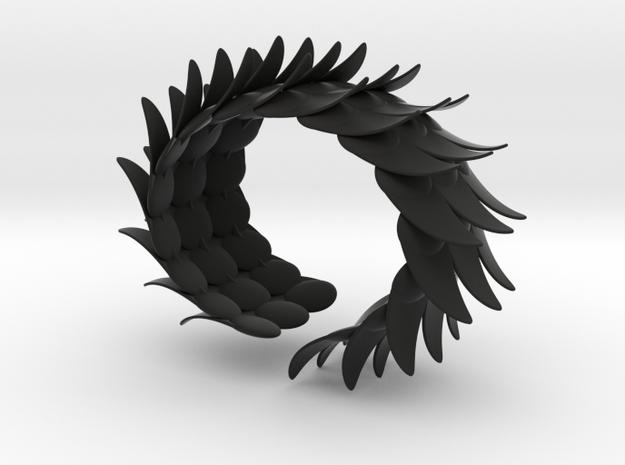 Vleugelarmband-M