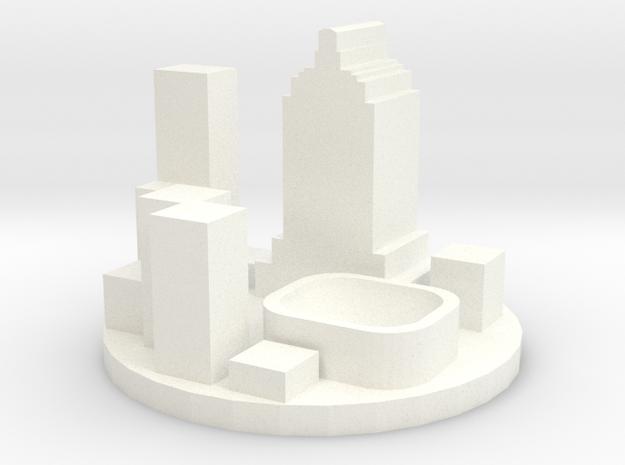 Game Piece, Modern City Token