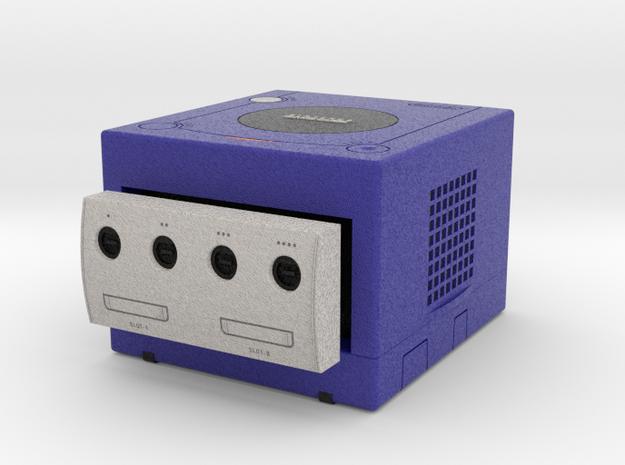 1:6 Nintendo Gamecube (Indigo Blue)