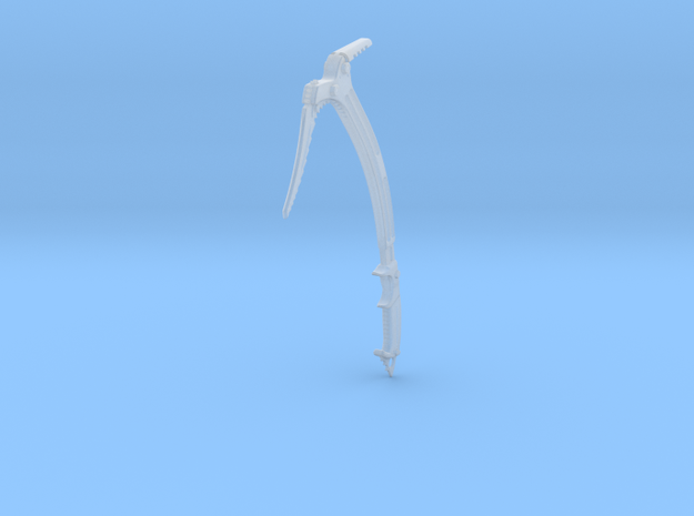 TOMB RAIDER Climbing Axe - Game Version (1:6) in Smooth Fine Detail Plastic