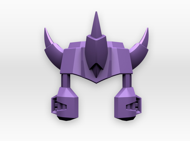 Titans Return Voyager Galvatron Helm