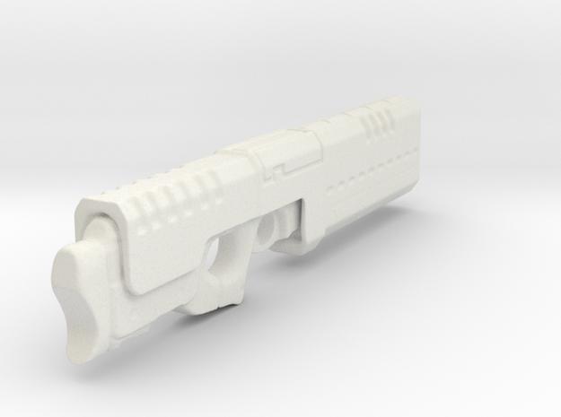 Railgun 1/6th Scale Folded - 5.5inches long