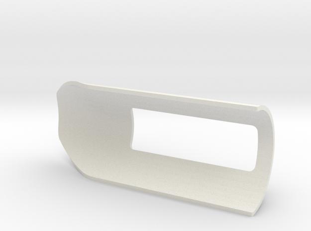 Ezra2.4 in White Natural Versatile Plastic