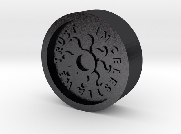 Brony Bit Coin 3d printed
