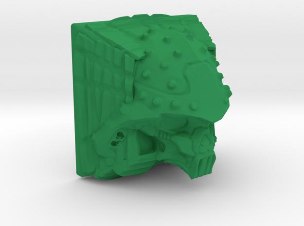 Rōnin (Cherry MX DSA) in Green Processed Versatile Plastic
