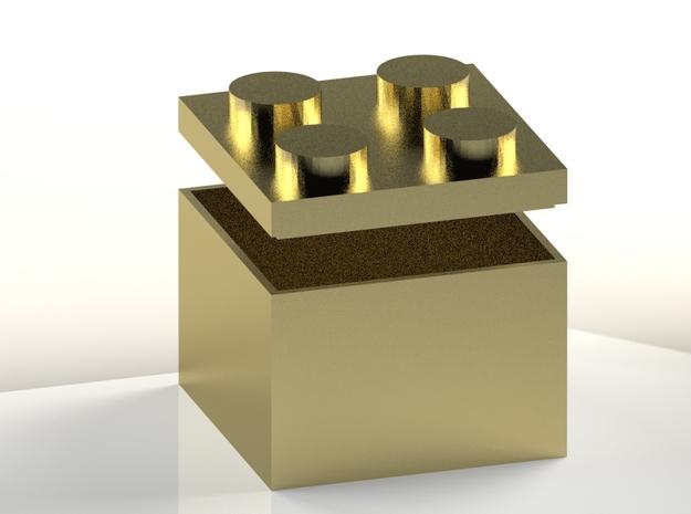 Lego Themed Box For Rings V2.0