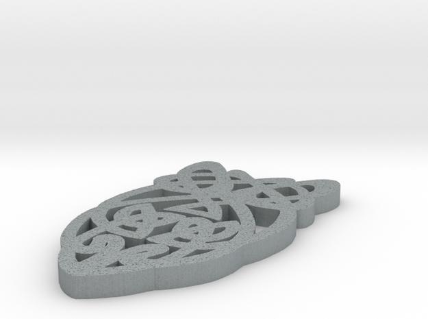 celtic popper 1c 3d printed