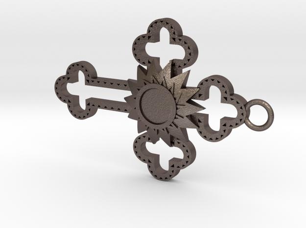 Cross in Stainless Steel