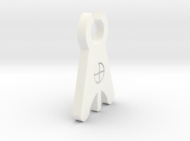 Switch ESB E11 in White Processed Versatile Plastic