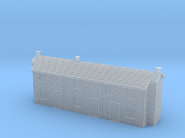 (1:450) GWR Cottages in Smooth Fine Detail Plastic