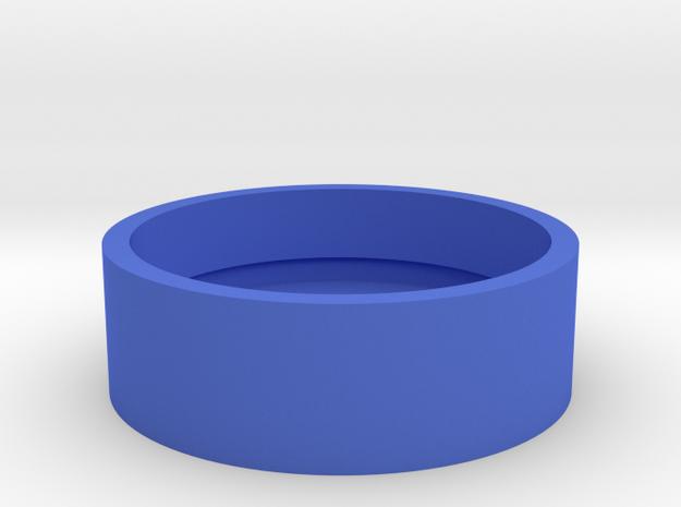 Slot Box USA Half Dollar in Blue Processed Versatile Plastic