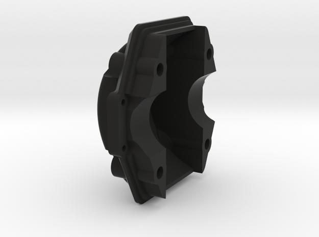 NCX10 Scale Diff Cover in Black Natural Versatile Plastic