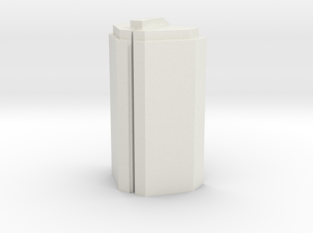 Custom Monopoly Hotel Version 2 (3cm tall)