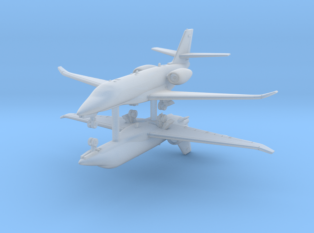 1:400 - Cessna Latitude [x2] in Smooth Fine Detail Plastic