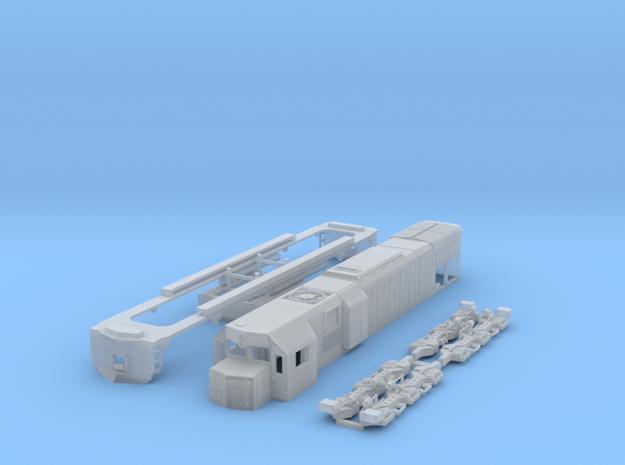 TT Scale GT22cum-2 in Smooth Fine Detail Plastic