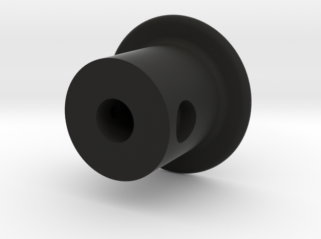 Reverse Knob in Black Strong & Flexible