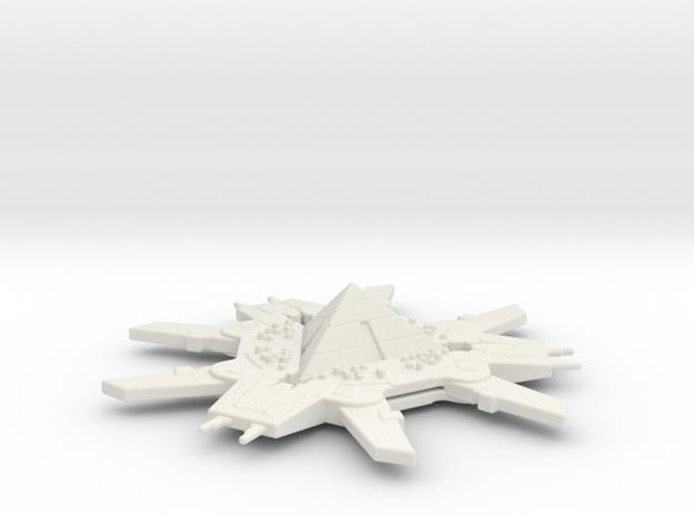 Apophis flagship SG1 (Hollow) in White Natural Versatile Plastic