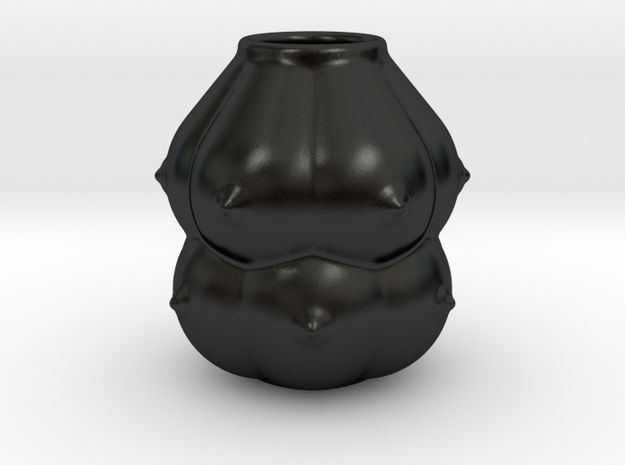 12-breasts shaped ceramic pot/small vase/calabash