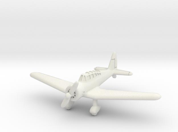 Tachikawa Ki-36 Ida 6mm 1/285 in White Natural Versatile Plastic
