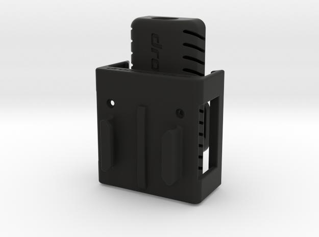 Inspire 1 Montage Clips | FPV FatShark Sender in Black Strong & Flexible