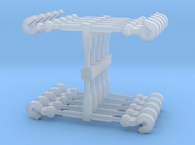 Ratchet Style Binders 1-87 HO Scale