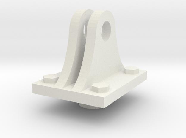 Oc in White Natural Versatile Plastic