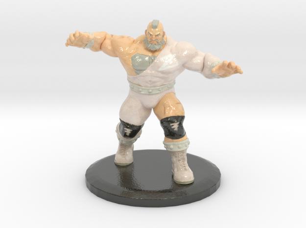 Zangief (Street Fighter V Fan Art)