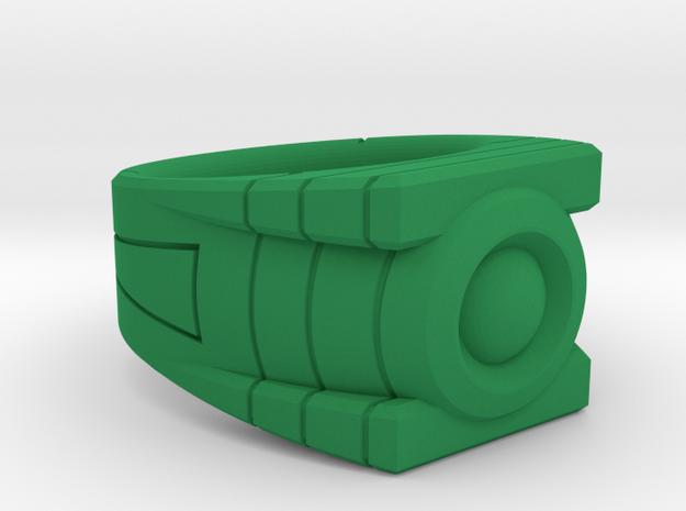 Size 9 Green Lantern Ring
