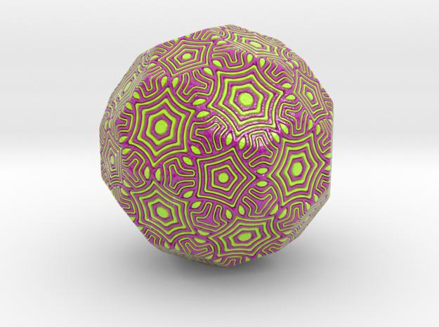 C-SO1 in Glossy Full Color Sandstone