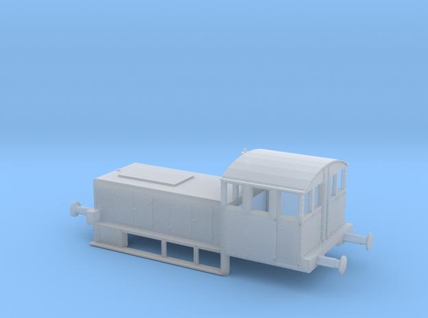 SJ litt Z3 - 1:160 (N) in Smoothest Fine Detail Plastic