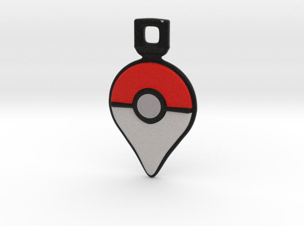 Pokemon GO - Logo Pendant/Necklace/Keychain