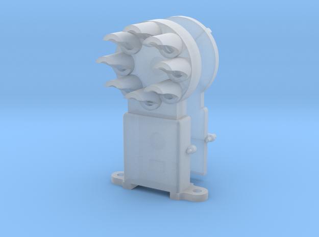 Dwarf B&O CPL(1) 'O'/027 - 48:1 Scale in Smooth Fine Detail Plastic