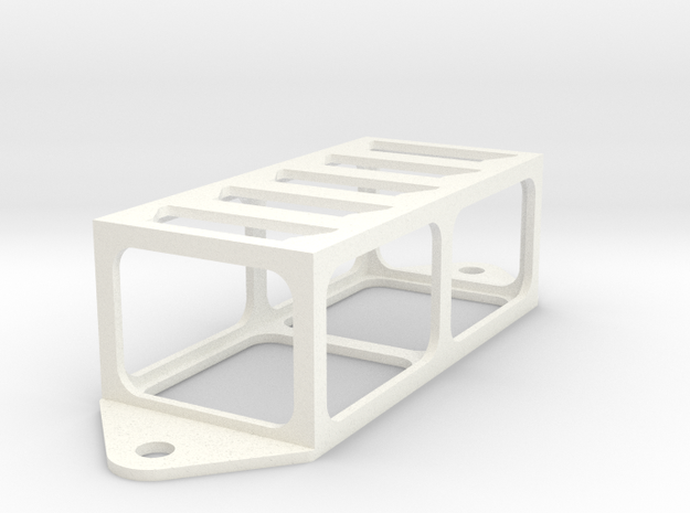 Thorlabs CFH2-F Rack in White Strong & Flexible Polished