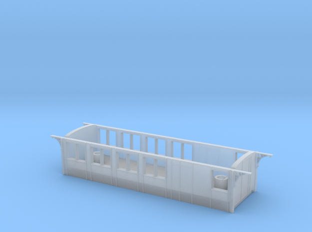 SJ CF4 Korg 1/160 in Smoothest Fine Detail Plastic