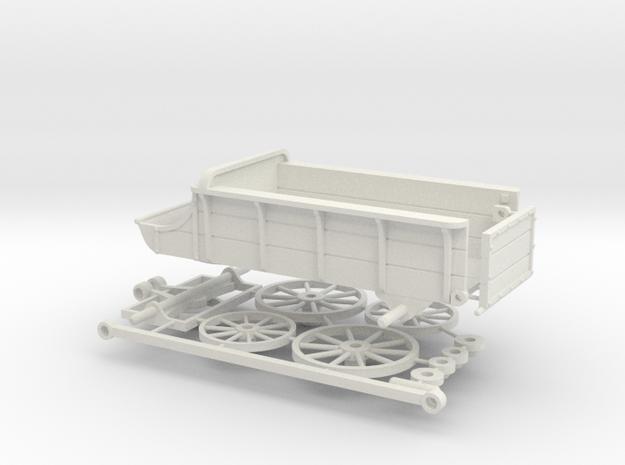 Wagon Sprue 3